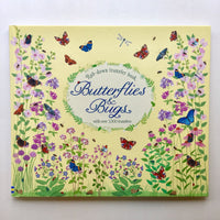 Butterflies and Bugs Rub-down Transfer Book