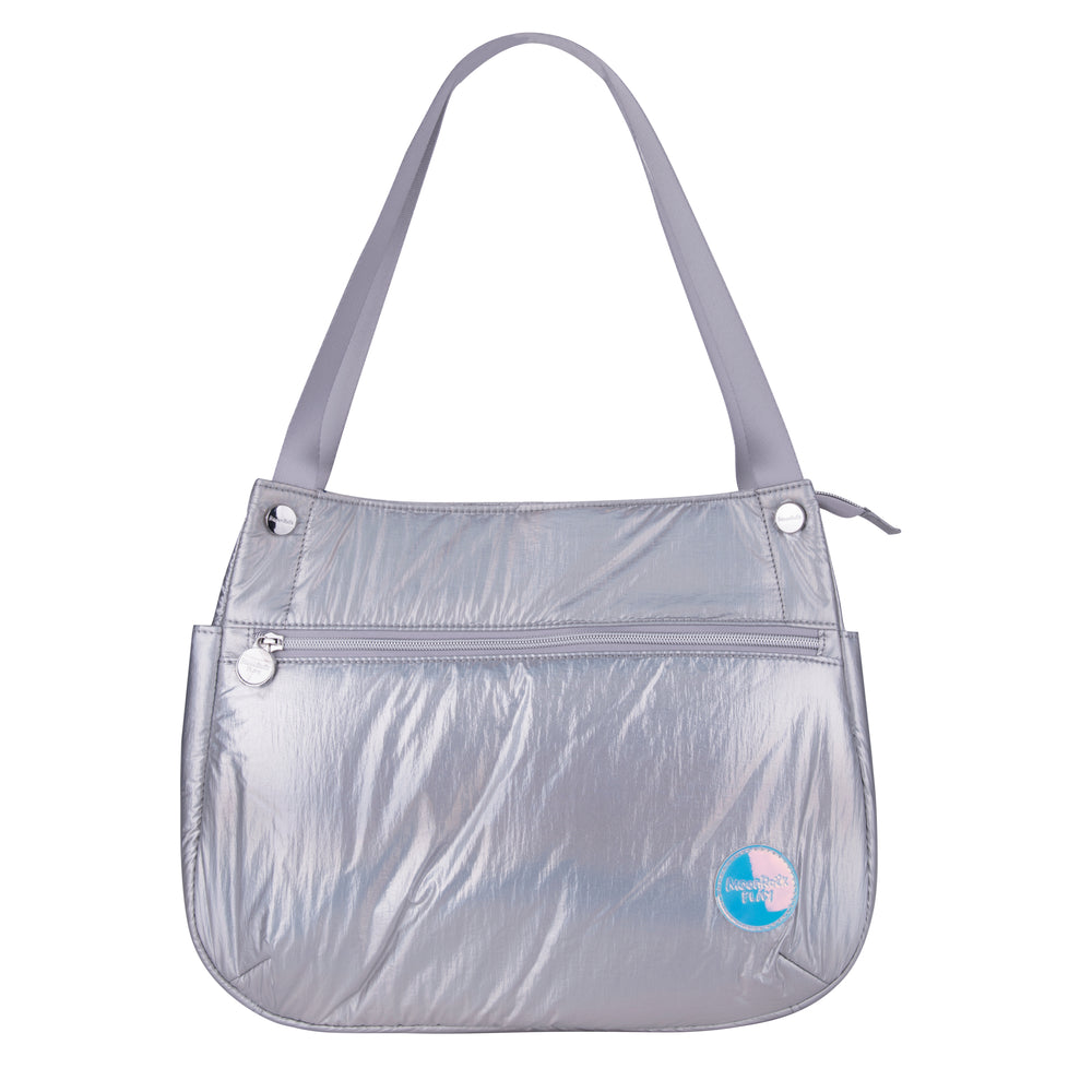 MoonRock Play (Fluffy Space) Star Tote