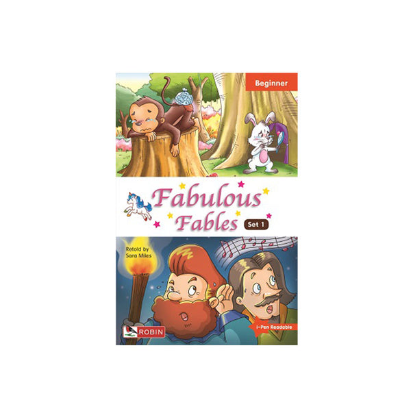 Fabulous Fables - Beginner Set 1 - mamaishop
