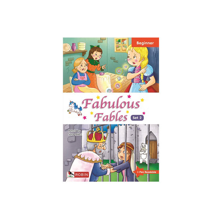 Fabulous Fables - Beginner Set 2 - mamaishop