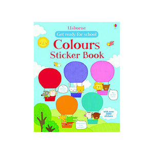 First color sticker book - mamaishop