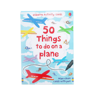50 things to do on plane
