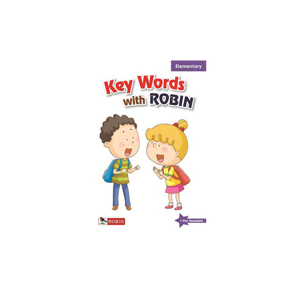 Key Words with Robin  (11AB-15AB) - mamaishop