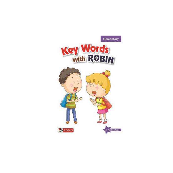 Key Words with Robin  (11AB-15AB)