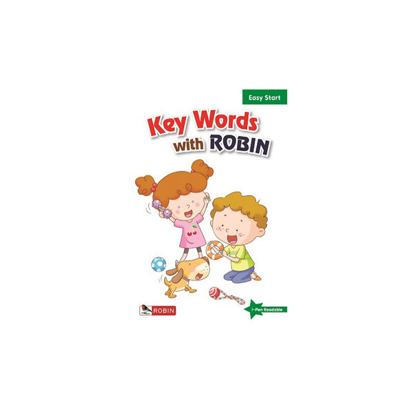 Key Words with Robin  (1AB-5AB) - mamaishop