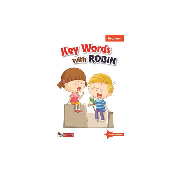 Key Words with Robin  (6AB-10AB) - mamaishop