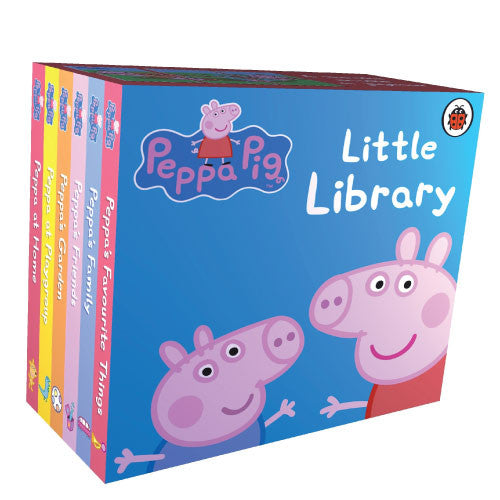 Peppa Pig: Little Library - mamaishop