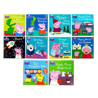 Peppa Pig Book Set (10Books)