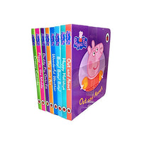Peppa Pig Children Picture Flat 8 Board Books
