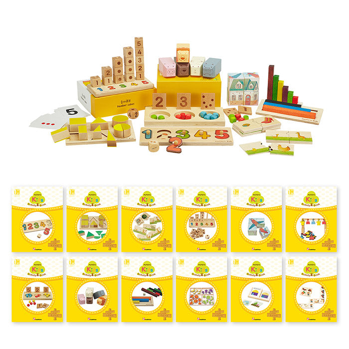 Playfacto kids set 1