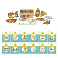 Playfacto kids set 3