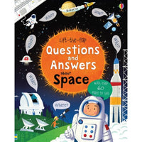 Lift the Flap Questions and Answers: Space