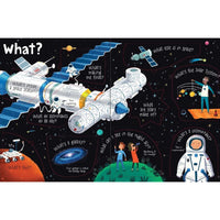 Lift the Flap Questions and Answers: Space - mamaishop