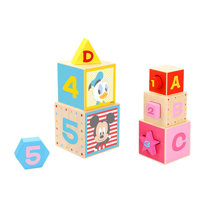 Mickey Stacking Box