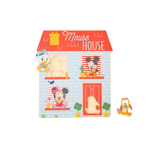 Mickey Shape Puzzle (5pcs)