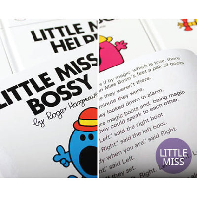 The Little Miss Collection: 20 Books in a Box