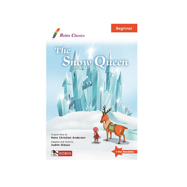 Robin Classics Beginner - The Snow Queen - mamaishop