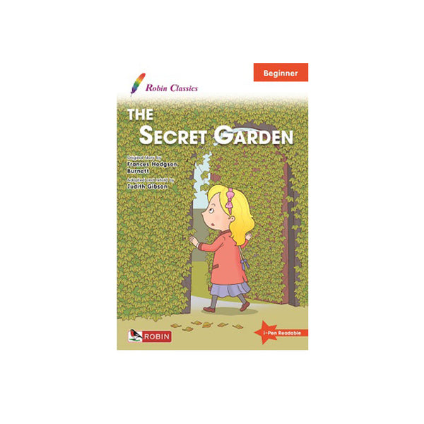 Robin Classics Beginner - The Secret Garden - mamaishop