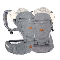 4 in 1 Hip Seat + Carrier Miracle 四合一雙肩腰凳揹帶