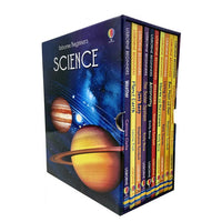 Usborne Beginners Series Science Collection 10 Books Box Set - mamaishop