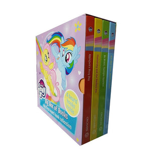My Little Pony Collection 4 Board Books Box set - mamaishop