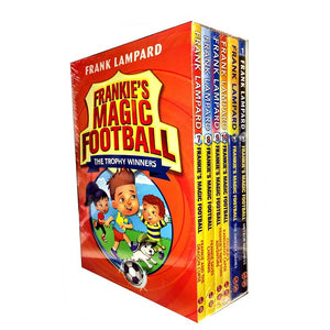 Frankie's Magic Football Series 2 Frank Lampard Collection 6 Books - mamaishop