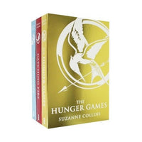 Suzanne Collins The Hunger games Trilogy Foil Edition 3 Books - mamaishop