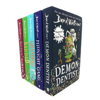 David Walliams 5 Books Set Collection (Series 2) - mamaishop