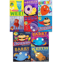 Supertato and Other Stories Collection Sue Hendra 10 Books Set - mamaishop