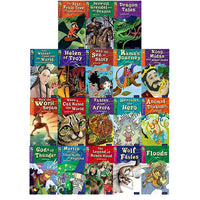 Treetops Myths and Legends Collection - 18 Books