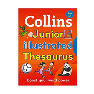 Collins Primary Dictionary ,Thesaurus