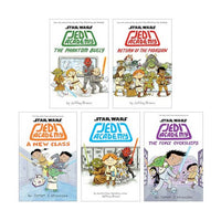 Star Wars Jedi Academy Collection (Book 1-5 books) - mamaishop