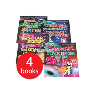 Watch This Space x 4 book - mamaishop