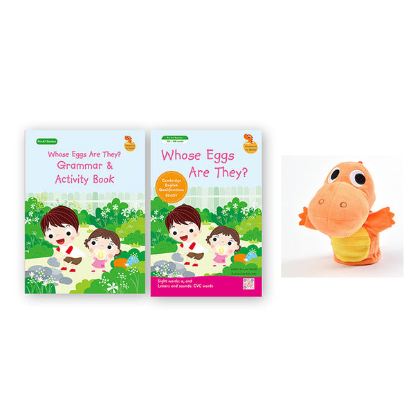 Robin Education Dinosaurs in my Garden (7 sets 選擇) - mamaishop