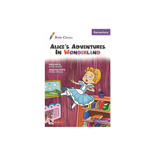 Robin Classics - Alice's Adventures in Wonderland - mamaishop