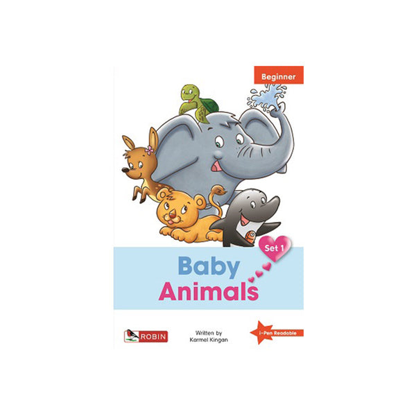 Baby Animals - mamaishop