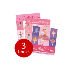 My Ballet Dream Collection - 3 Books - mamaishop