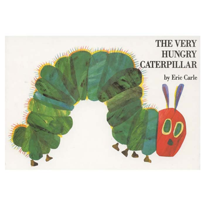 The Very Hungry Caterpillar (Board Book) - mamaishop