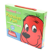 Clifford Phonics Fun Pack 4