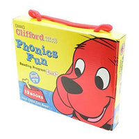 Clifford Phonics Fun Pack 6