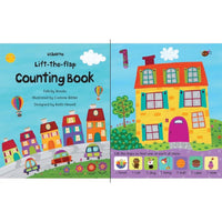 Usborne Lift the Flap-Counting