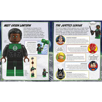 Lego DC Comics Super Heroes: Build Your Own Adventure (Hardback)