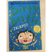 Dirty Bertie Book and CD Collection - 8 Books & CDs