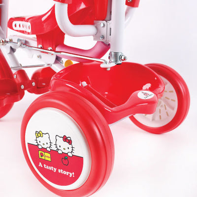Hello Kitty 摺合三輪車(品牌直送)
