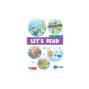 Let's Read - Easy Start Set 3 (Books 11-15) - mamaishop