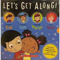 Let's Get Along Collection - mamaishop