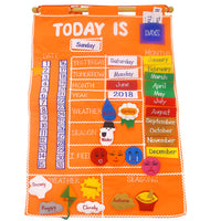 好孩子獎勵計劃:My Reward Chart/Today Is...Chart
