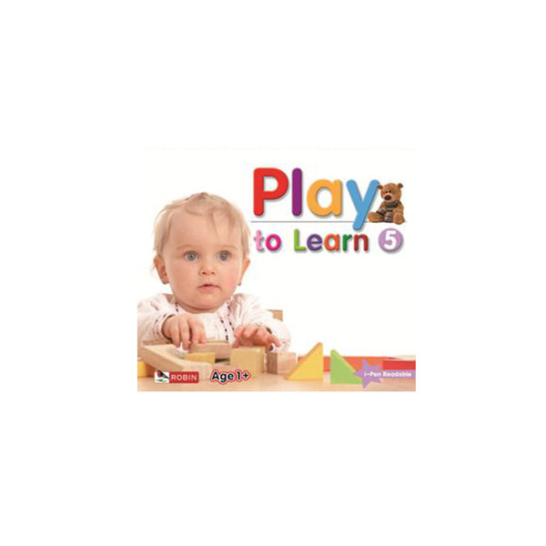 Play to Learn Set 5 - mamaishop