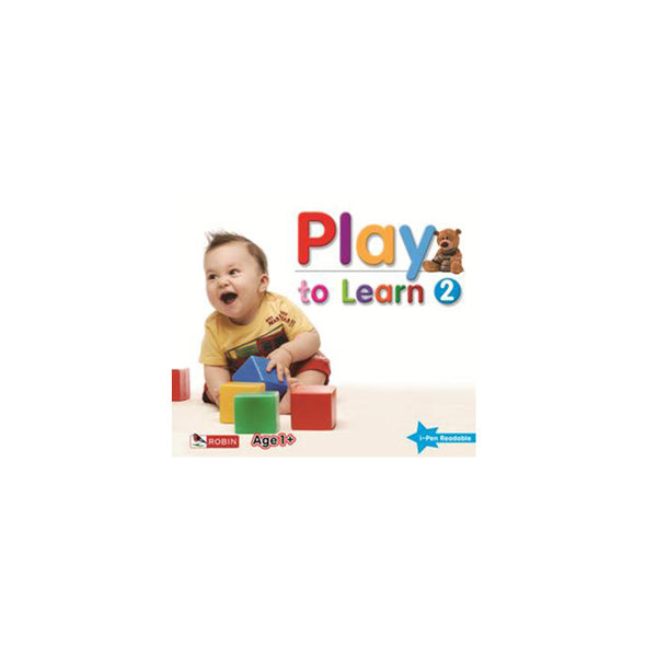 Play to Learn Set 2 (Book 6-10) - mamaishop
