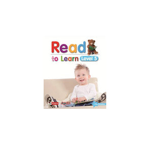 Read to Learn Level 5 (Books 1-5) - mamaishop